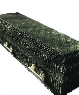 Обивка на гроб