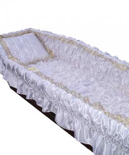 Комплекты ритуальных постелей